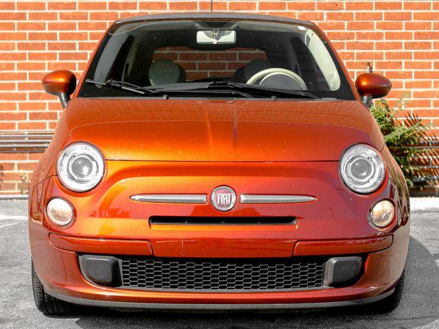 2012 Fiat 500 Pop Burbank, CA 2