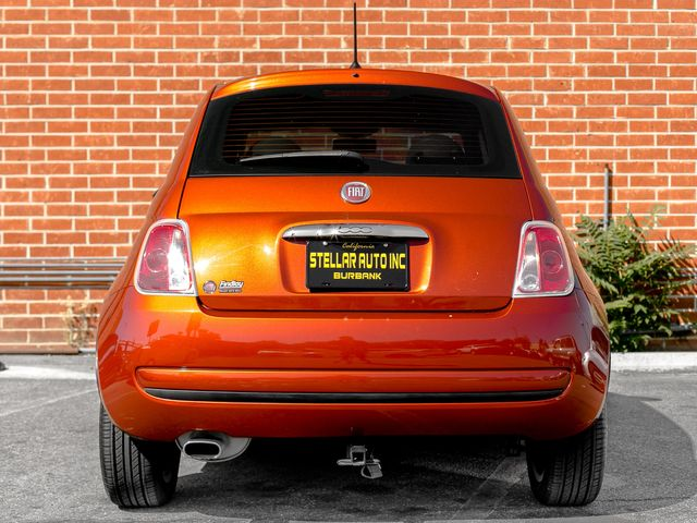 2012 Fiat 500 Pop Burbank, CA 3