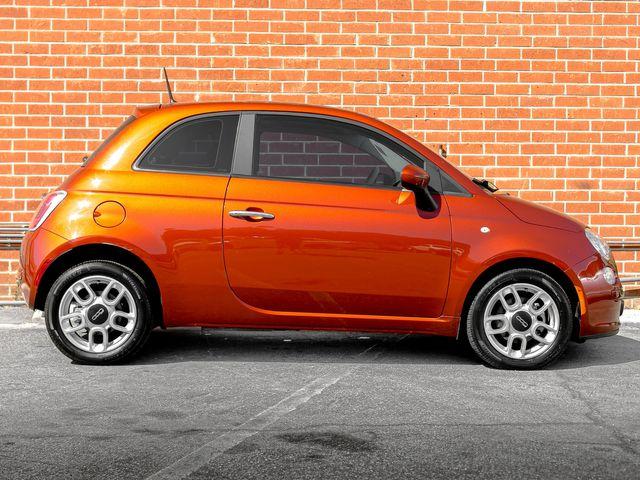 2012 Fiat 500 Pop Burbank, CA 4