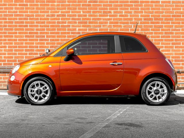 2012 Fiat 500 Pop Burbank, CA 5