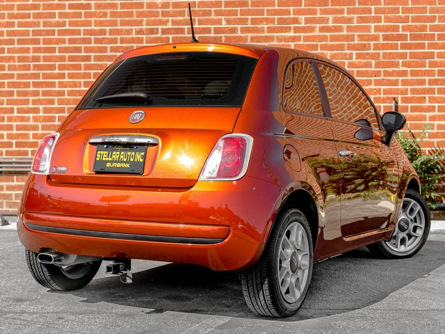 2012 Fiat 500 Pop Burbank, CA 6