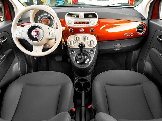 2012 Fiat 500 Pop Burbank, CA 8