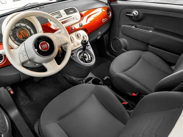 2012 Fiat 500 Pop Burbank, CA 9