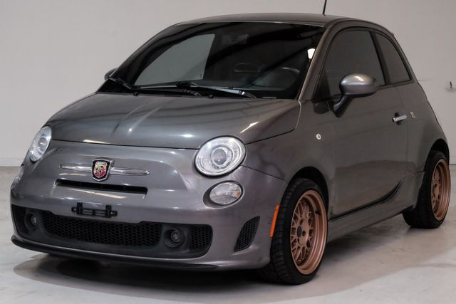 2017 Fiat 500 Abarth Turbo With Many Upgrades In Dallas Tx 75229