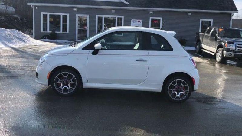 2012 Fiat 500 Sport  in Bangor, ME