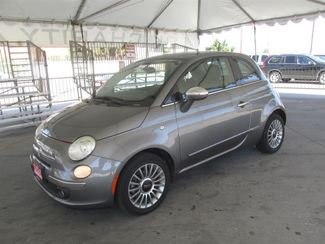 2012 Fiat 500 Lounge Gardena, California