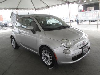 2012 Fiat 500 Pop Gardena, California 3