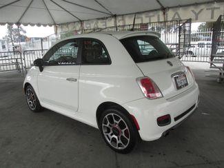 2012 Fiat 500 Sport Gardena, California 1