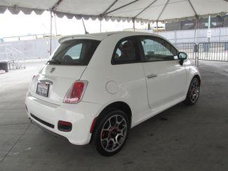 2012 Fiat 500 Sport Gardena, California 2