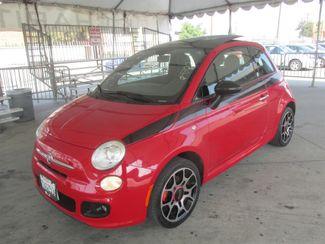 2012 Fiat 500 Sport Gardena, California