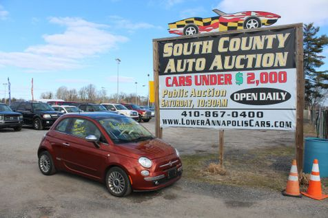2012 Fiat 500 Lounge in Harwood, MD