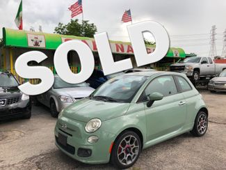 2012 Fiat 500 Sport Houston, TX