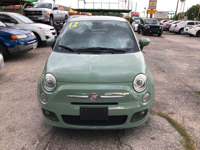 2012 Fiat 500 Sport Houston, TX 1