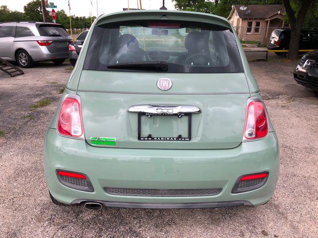 2012 Fiat 500 Sport Houston, TX 4