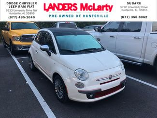 2012 Fiat 500 Lounge | Huntsville, Alabama | Landers Mclarty DCJ & Subaru in  Alabama