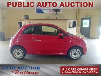 2012 Fiat 500 Pop | JOPPA, MD | Auto Auction of Baltimore  in Joppa MD