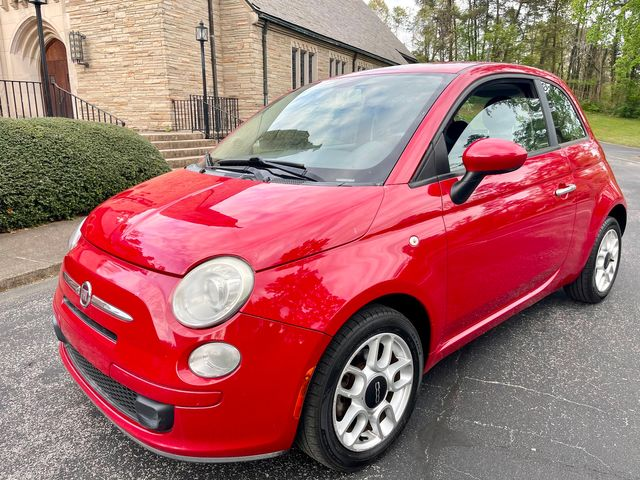 2012 Fiat-34 Mpg Hwy!! Strong Fun Drive!! Auto! 500-2 OWNER Pop