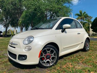 2012 Fiat 500 Sport in Lighthouse Point FL