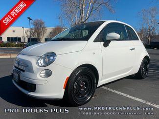 2012 Fiat 500 Pop in Livermore, California 94551