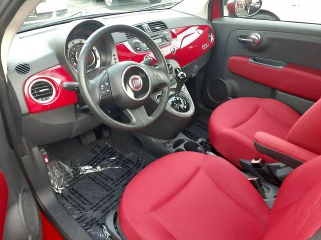 2012 Fiat 500 Pop Los Angeles, CA 2