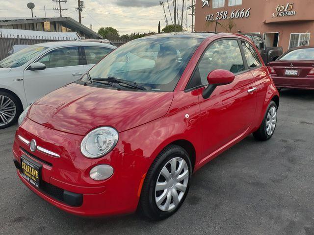2012 Fiat 500 Pop Los Angeles, CA 9