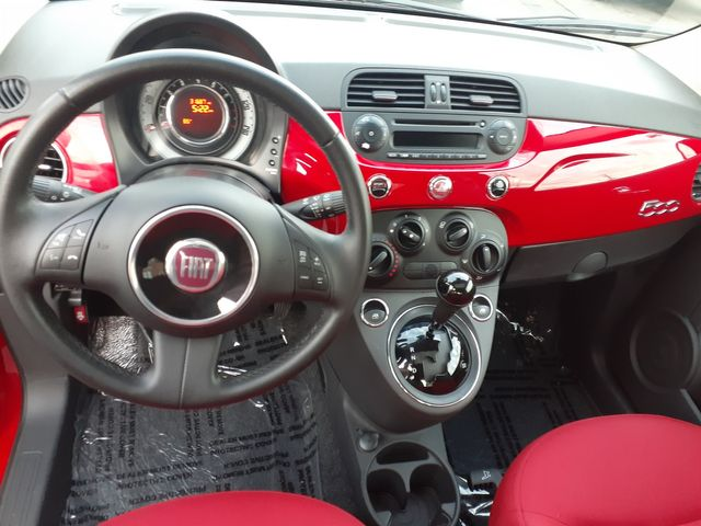 2012 Fiat 500 Pop Los Angeles, CA 10