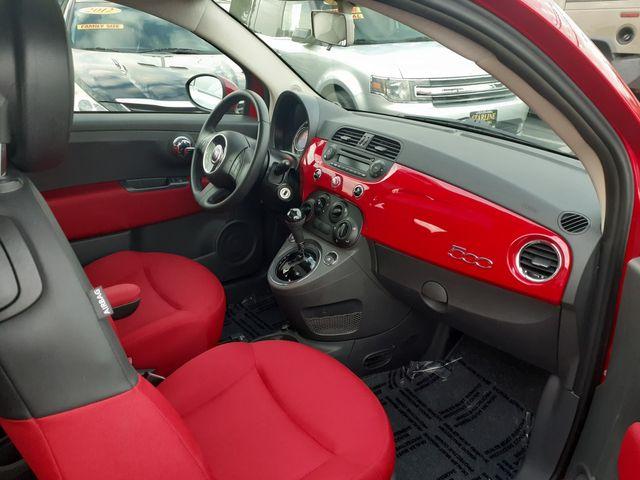 2012 Fiat 500 Pop Los Angeles, CA 3
