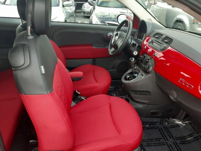 2012 Fiat 500 Pop Los Angeles, CA 6