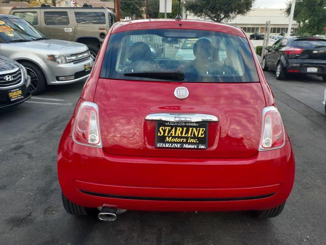 2012 Fiat 500 Pop Los Angeles, CA 11