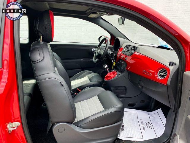 2012 Fiat 500 Sport Madison, NC 9