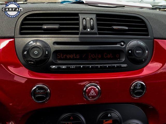 2012 Fiat 500 Sport Madison, NC 20