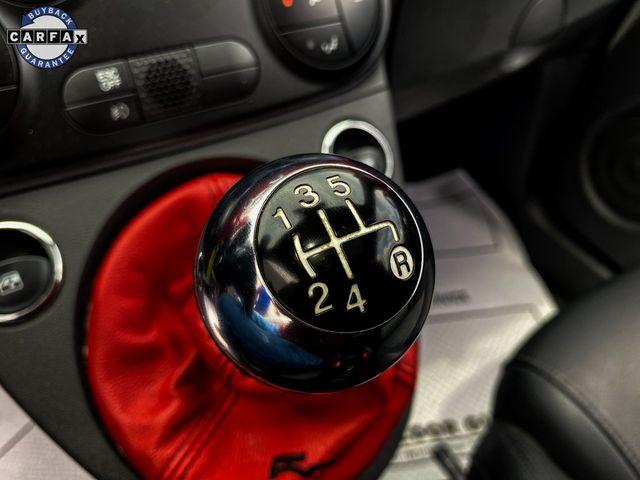 2012 Fiat 500 Sport Madison, NC 23