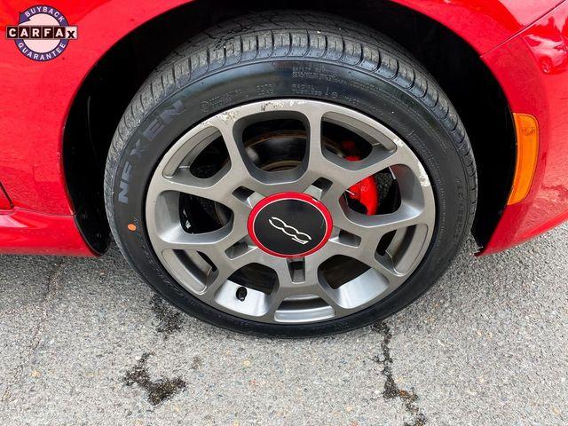 2012 Fiat 500 Sport Madison, NC 8