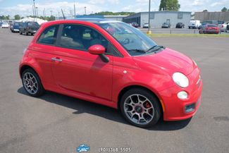 2012 Fiat 500 in Memphis Tennessee