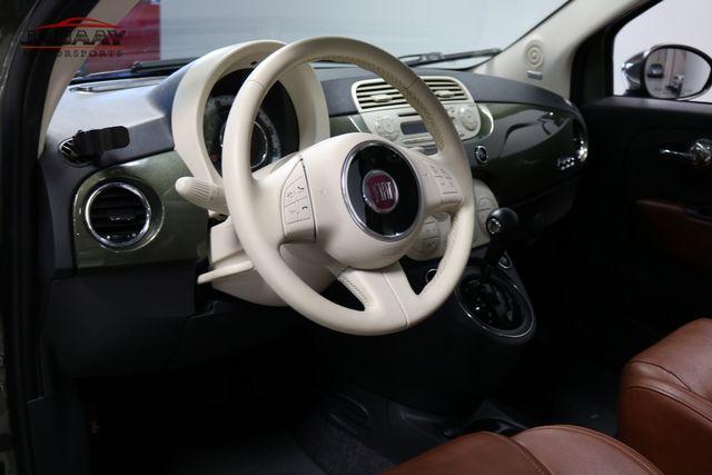 2012 Fiat 500 Lounge Merrillville, Indiana 9