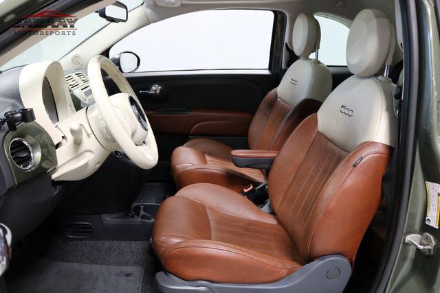 2012 Fiat 500 Lounge Merrillville, Indiana 10