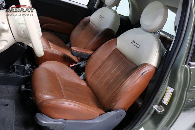 2012 Fiat 500 Lounge Merrillville, Indiana 11