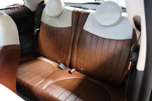 2012 Fiat 500 Lounge Merrillville, Indiana 12