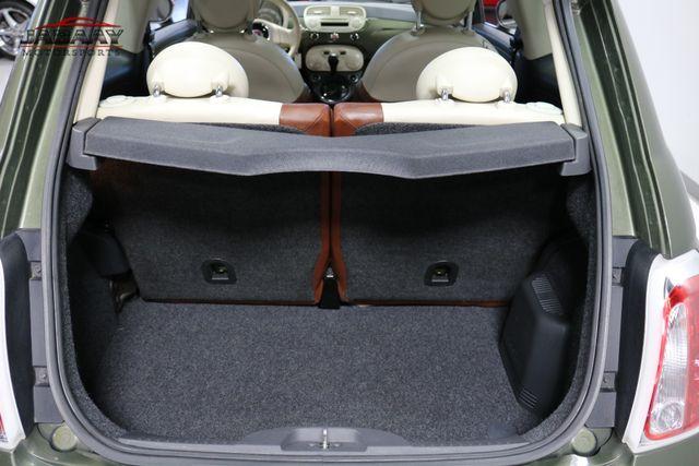 2012 Fiat 500 Lounge Merrillville, Indiana 24