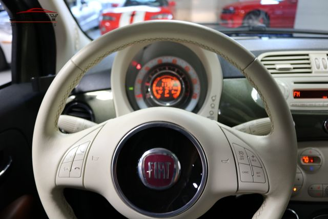 2012 Fiat 500 Lounge Merrillville, Indiana 17