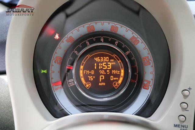 2012 Fiat 500 Lounge Merrillville, Indiana 18