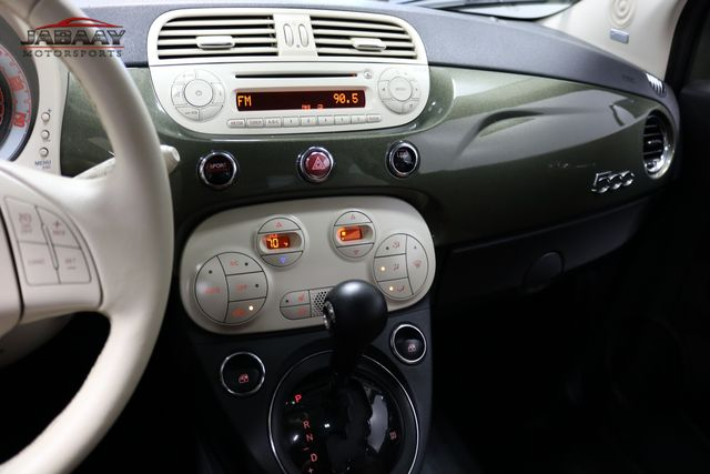 2012 Fiat 500 Lounge Merrillville, Indiana 19