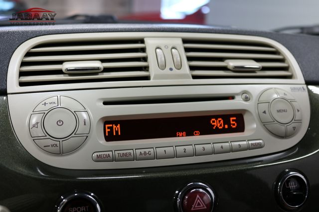 2012 Fiat 500 Lounge Merrillville, Indiana 20