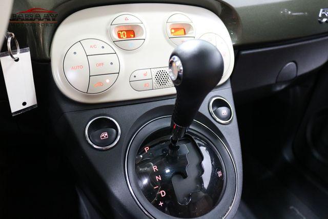 2012 Fiat 500 Lounge Merrillville, Indiana 21