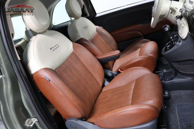 2012 Fiat 500 Lounge Merrillville, Indiana 14