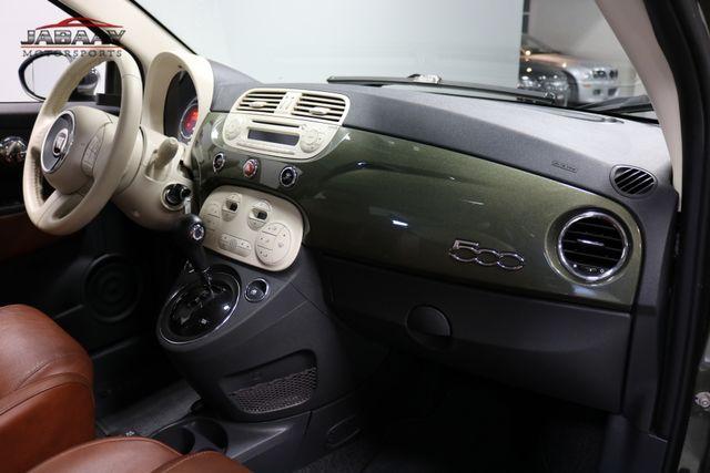 2012 Fiat 500 Lounge Merrillville, Indiana 16