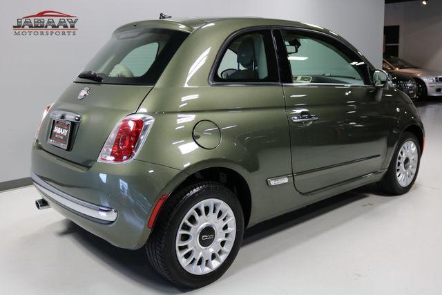 2012 Fiat 500 Lounge Merrillville, Indiana 4
