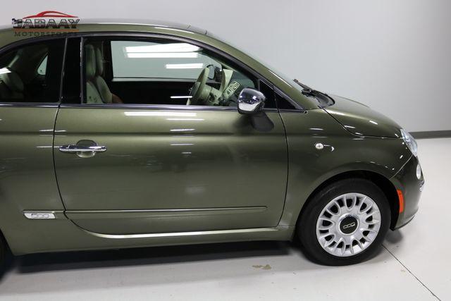 2012 Fiat 500 Lounge Merrillville, Indiana 37