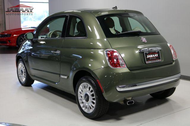 2012 Fiat 500 Lounge Merrillville, Indiana 2
