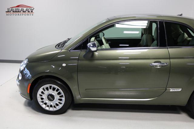 2012 Fiat 500 Lounge Merrillville, Indiana 30